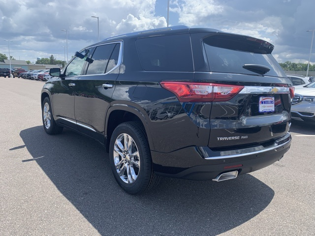 New 2020 Chevrolet Traverse High Country