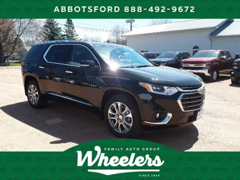 New 2019 Chevrolet Traverse Premier