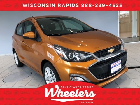 346 New Cars, SUVs in Stock | Wheelers Chevrolet Buick GMC